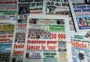 """COTE D'IVOIRE : journée presse morte"""" sur toute l'étendue du territoire ivoirien."""
