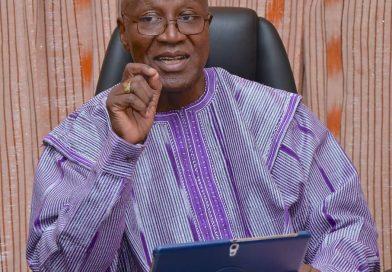 Burkina : Composition du gouvernement Dabiré