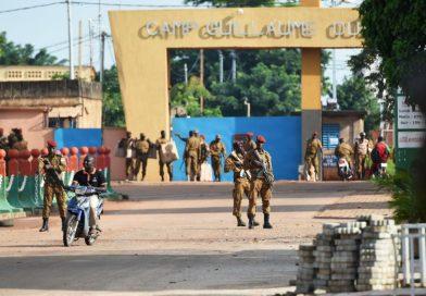 Ouagadougou: des tirs ont été entendus au sein du Camp Guillaume Ouédraogo dans la nuit du 22 au 23 août 2019